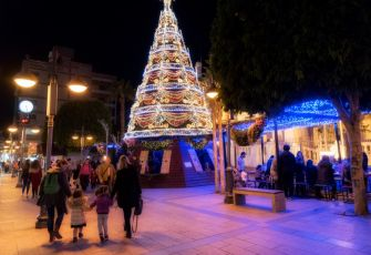 Winter Charm of Limassol