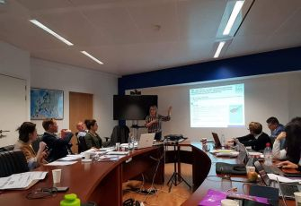 Brussels - 2nd Review Meeting of Civitas Destinations