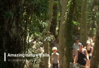 Hiking - Nature Trails in Limassol